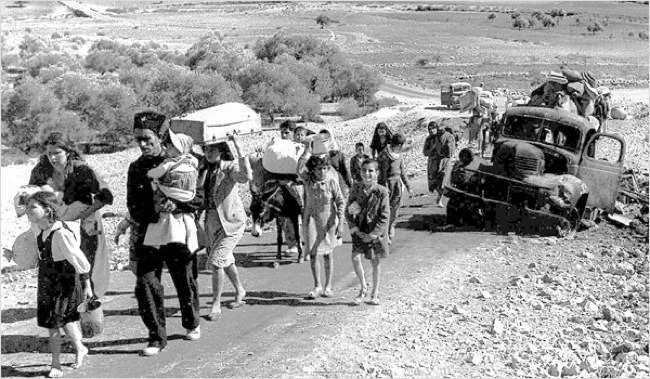 CC Photo Google Image Search Source is upload wikimedia org  Subject is Palestinian refugees
