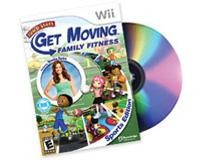 Get Moving Wii Game