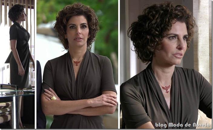 moda da novela salve jorge - deborah capítulo 10 de novembro de 2012