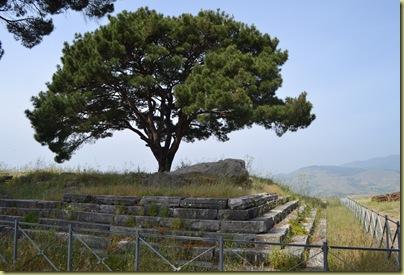 Pergamon Great Altar Rear Steps