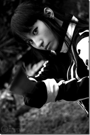 Kanda Yu of DGrayman 2008