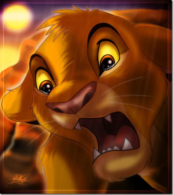 El Rey León,The Lion King,Simba (31)