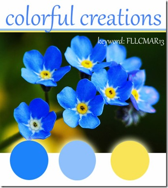 Colorful Creations Challenge Graphic