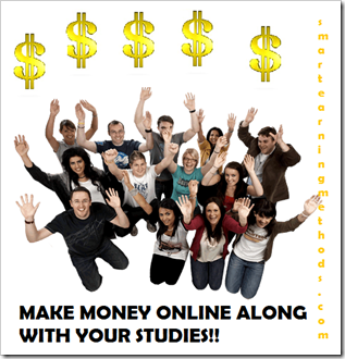 How College Students Can Make Money Online