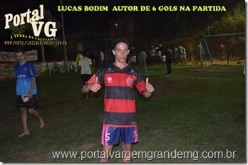 Com show de Lucas Fabrica do Derson vence de virada fabrica do Marildo e vai a semi final do campeonato das fabricas   PORTAL AVRGEM GRANDE MG   (20)