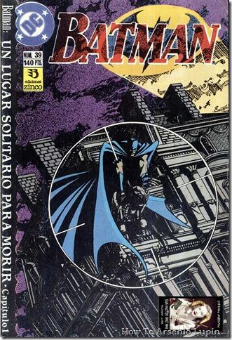 2012-06-14 - Batman - Un lugar solitario para morir