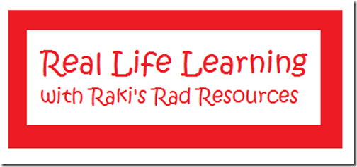 Real life learning with teachable moments at Raki's Rad Resources