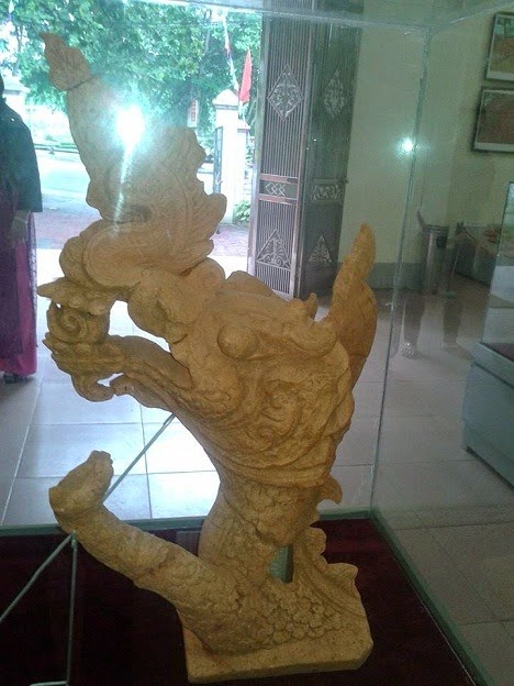 Di sản văn hóa thời Trần tại chùa Nậm Dầu (Hà Giang)