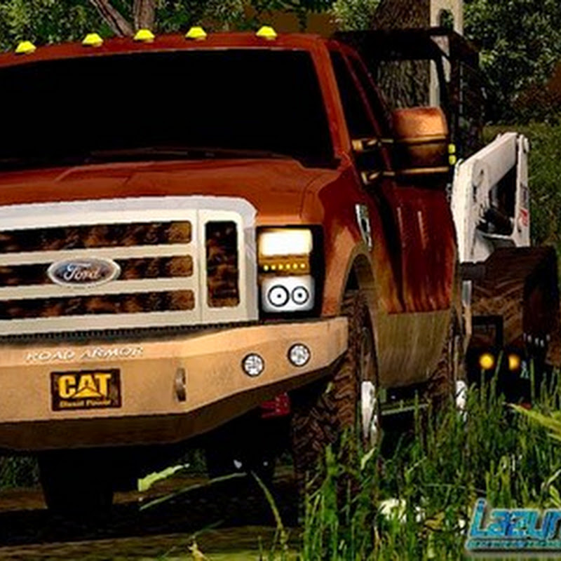 Farming simulator 2013 - Ford F 250 King Ranch v 1.0