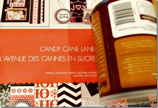 DCWV Candy Cane Lane