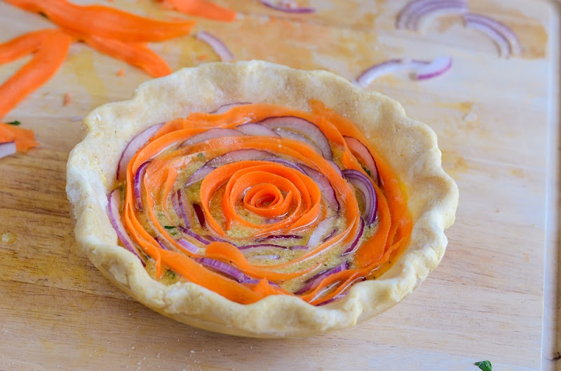 carrot and onion tart gluten free-13807