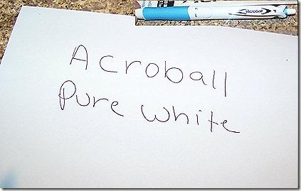 acroballpaper