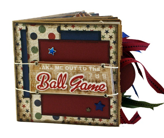 Baseball Scrapbook 1
