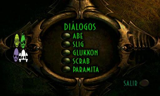 Abe's Gamespeak Spanish