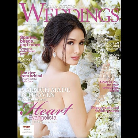 Heart Evangelista - Asian Dragon Weddings