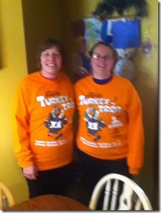 turkey trot 2012