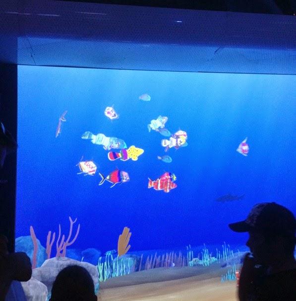 Art Aquarium 2