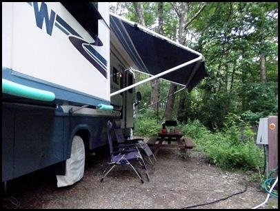 Camden Hills Campground 009