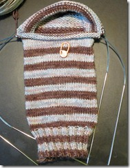Anne Elliot Sock 1 - Heel Turn