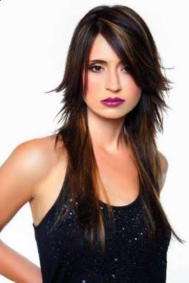 Gorgeous modern long hairstyle trends