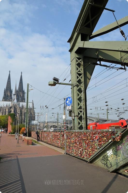 Köln2014 Hohenzollernbrücke18