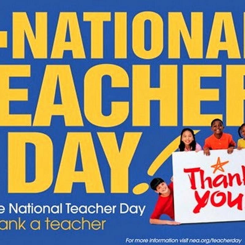Día Nacional de los Profesores