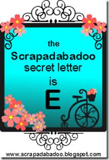 secret letter sign E