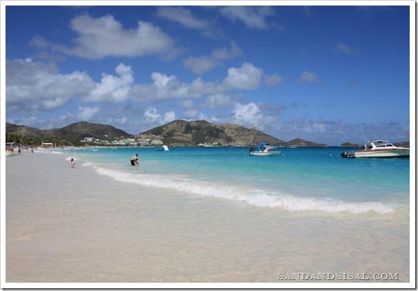 Orient Beach, St. Maarten