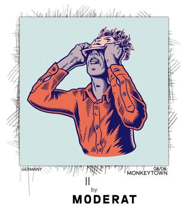II by Moderat