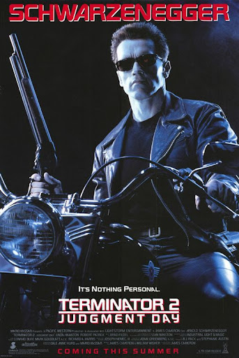 Terminator 2:Judgement day 终结者2:审判日