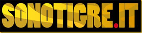 Logo del Portale Sono Tigre Punto It - Immagine