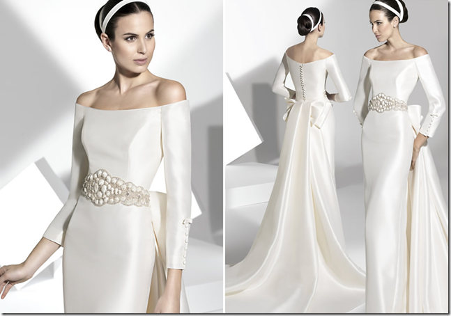 Diva darling unique with style fall in love for Wedding dresses spanish designer