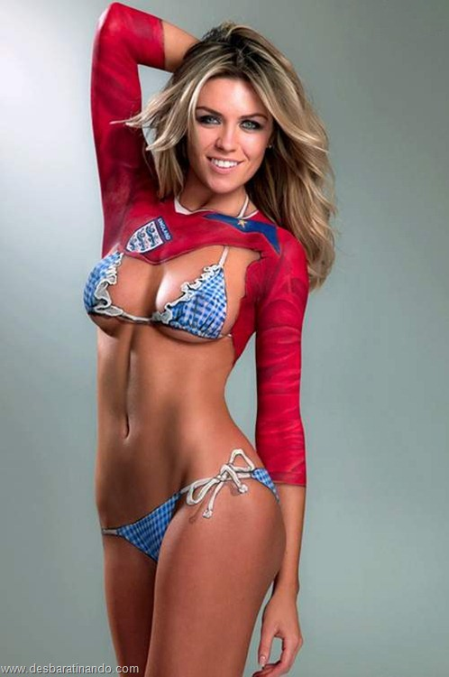 pintura corporal body art sexy hot lindas mulheres sensuais desbaratinando (37)