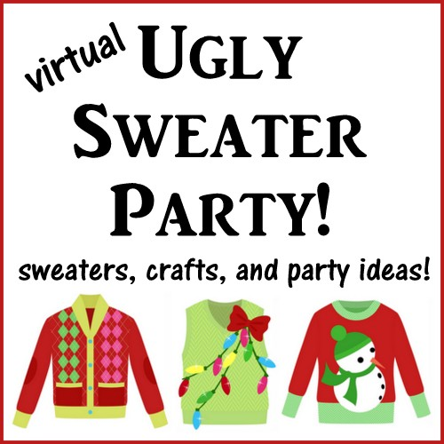 Ugly Sweater Party Time Free Printable Invites and More Major – Ugly Christmas Sweater Party Invitations Free