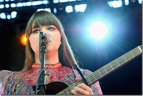 Klara Soderberg of First Aid Kit