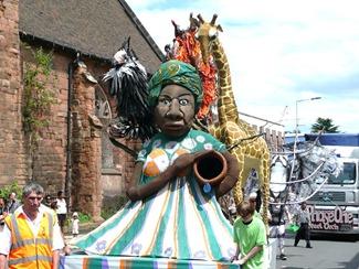 Lady Godiva festival - 2010
