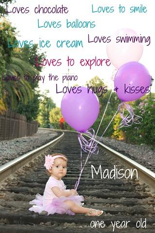 Madison - 1 year