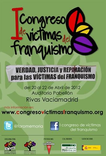 I Congreso Víctimas del Franquismo