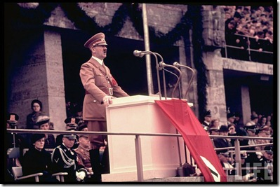 Hitler at May Day celebrations in Olympic stadium 1939a