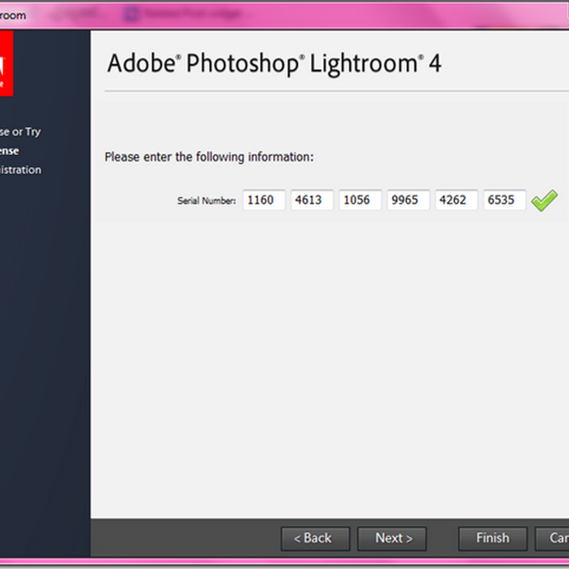 Adobe Photoshop Lightroom 4.2 Full Version With Serial Key