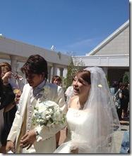 岩本結婚式 ①