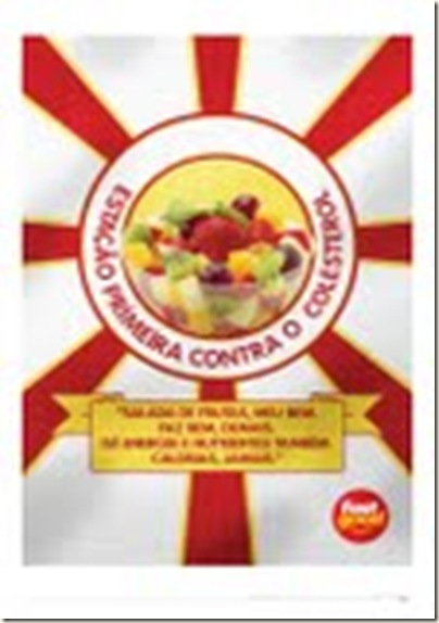 Fast Good Carnaval Salada de Frutas