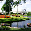 Landscape of Epcot