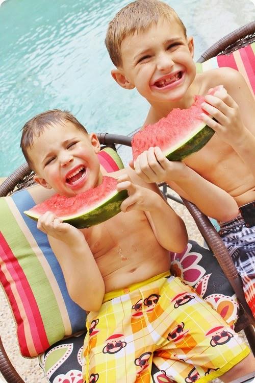 Pool Fun! 050
