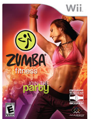 ZUMBA FITNESS® FOR NINTENDO® WII