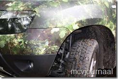 Dacia Duster speciale jagersuitvoering 06
