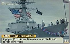 Forças Navais dos EUA no Mediterrâneo. Ago.2013