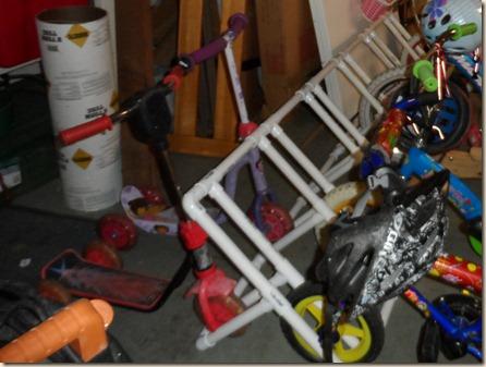 Bike stand 016