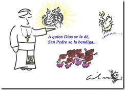 Benedicto XVI_Autor_Álvaro Martínez Sánchez