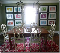 eclecticallyvintage.diningroom
